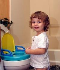 Potty Training: Can We All Just Lighten Up?