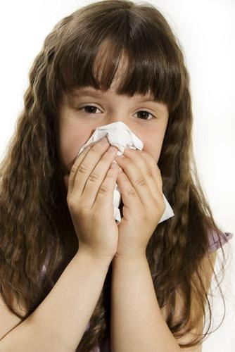 Sneezes, Runny Noses and Changes in Classroom Behavior