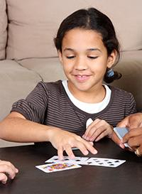 Improve Math Skills With a Deck of Cards