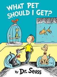 Coming Soon: A New Dr. Seuss Book!