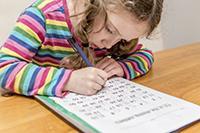 Five Simple Ideas for Homework Success