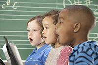 Music and Movement Can Enhance Reading Skills