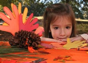 Here's What Makes a First Grader Thankful