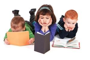 What If My Child Isn't Reading As Well As His Friends?
