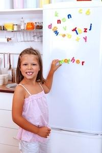 Put Colorful Magnetic Letters to Work With These 4 Tips!