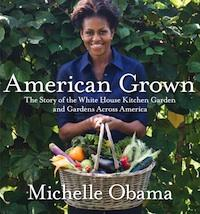 First Lady's 'American Grown' Book Promotes Family, School Gardens