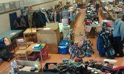 Mom's Role in PTO Rummage Sale Changes Rank