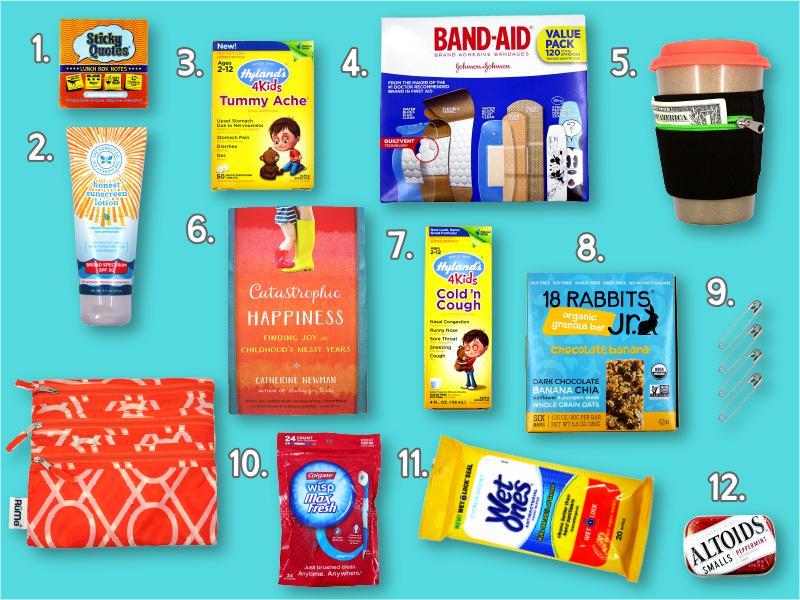 12 Things Every Mom Needs To Survive Back-to-School