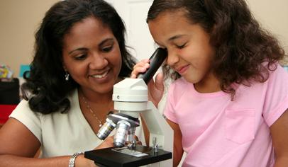 Encourage Girls To Study Science, Math