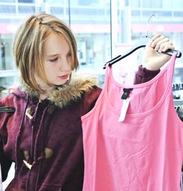 School clothes compromises