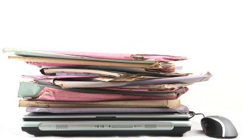 Disorganized pile