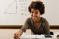 "Perseverance, Not ""Math Brain,"" Determines Success in Math"