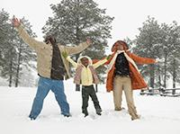 Winter's Coming: 10 Healthy Hacks for Parents and Kids