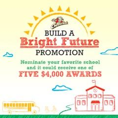 Build a Bright Future Promotion