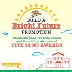 Build a Bright Future Promotion