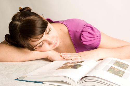 Sleepy Student