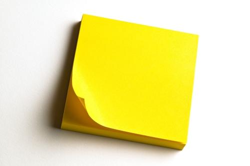 Educational Uses for Sticky Notes