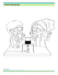Occupations and Jobs Coloring Pages - SchoolFamily