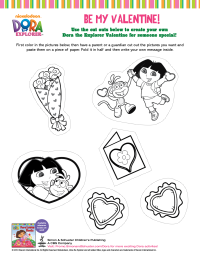 Dora: Valentine's Day