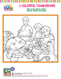 Dora: Thanksgiving