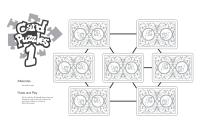 Placemat Math Game
