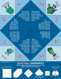 Handango Clean Hands Game