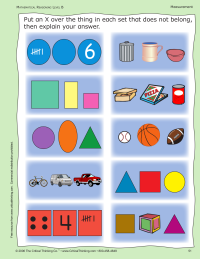 Measurement: What Doesn't Belong?