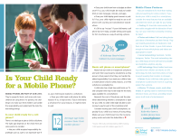 Mobile Safety Guide: Is Your Child Ready for a Cell Phone?