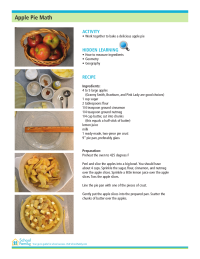 Make An Apple Pie Using Math