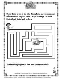 Boots Maze