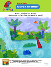 Dino Counting