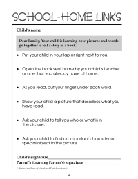 Teaching Your Child How to Read a Book