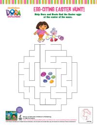 Dora: Easter