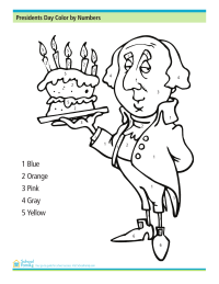 Presidents Day Worksheets - SchoolFamily