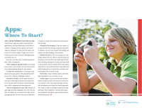 Mobile Safety Guide: Apps—Where To Start?