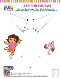 Dora: Father's Day
