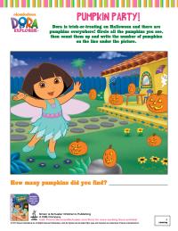 Dora: Halloween