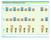Census Worksheet: Patterns