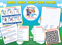 Hand Washing Activity Sheet