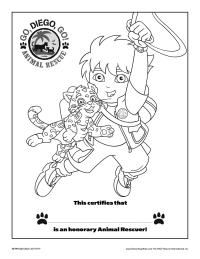 Go, Diego, Go! Animal Rescuer