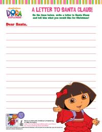 Dora: Christmas