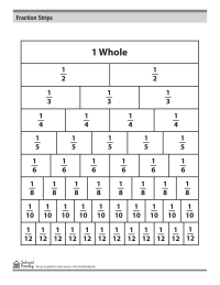 math worksheet : fractions decimals and percents  schoolfamily : Fraction Bar Worksheet