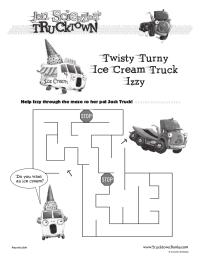 Trucktown Maze