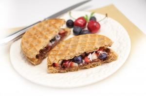 Nutella Wafflewich
