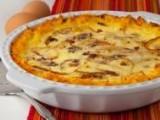 Hashbrown Potato Quiche Lorraine