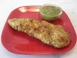Chicken Pesto Tenders