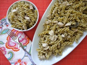 Chicken Pesto Pasta