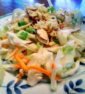 GoodNCrazy Chinese Cabbage Salad