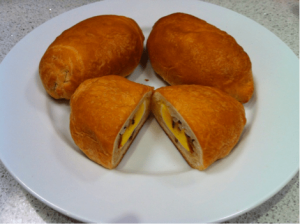 Hashbrown Breakfast Pockets