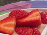 Berries 'n' Banana Cream